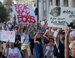 Resistance to the Tory coup should be about democracy, not Europe