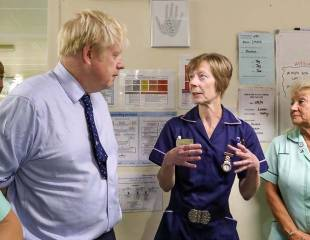 NHS Crisis: a result of Tory cruelty and incompetance