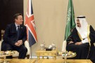 Saudi Arabia: a major part of Cameron's war