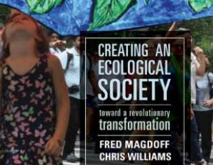 Creating an Ecological Society: Towards a Revolutionary Transformation - book review
