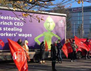 Workers are not going to pay for the crisis - News from the Frontline