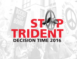 Now is the time to Stop Trident