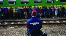 No to Fortress Europe: solidarity with refugees and migrants