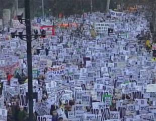 15 years on from the biggest protest in British history