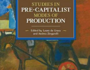 Studies in Pre-Capitalist Modes of Production - book review
