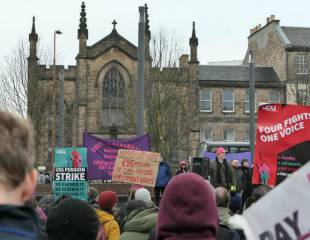 High stakes in UCU strike: another 14 days of action announced