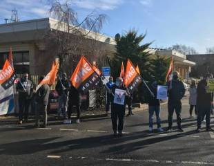 Solidarity with British Gas strikers: their fight is our fight - News from the Frontline