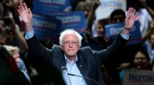 The Sanders surge: Occupy hits the ballot box
