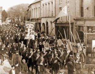 Home Rule and the roots of the Easter Rising
