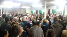 Solidarity against racism at Bristol Mosque