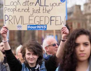 The NHS crisis is deliberate
