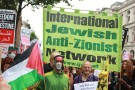 Protesting against Israel's attack on Gaza: anti-Semitism?