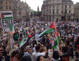 Liveblog: stop the massacre in Gaza