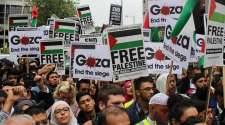 Gaza National Demonstration: Stop the Killing Stop the Bombing | 19 July 2014