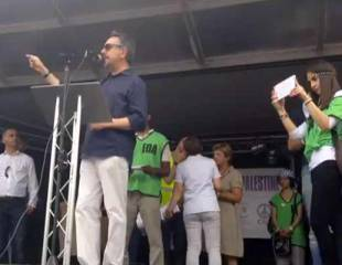 Video: John Rees - speech to #GazaJ26 protest in London's Parliament Square