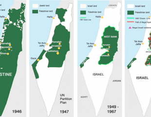 Palestine: the only solution is now the one-state solution