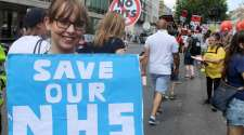 999 call for the NHS People's March: a 21st century Jarrow Crusade
