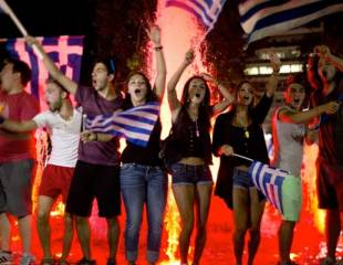 The last years of Neoliberalism: Greece rejects Austerity