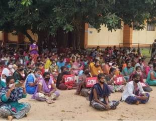 Garment workers in South India rise up against Covid-linked retrenchment