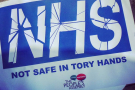 The Tories have chipped away at the NHS for years and now it's under threat