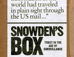 Snowden's Box: Trust in the Age of Surveillance - book review