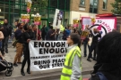No justice, no peace: Hackney residents demand justice for Rashan Charles