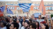 Battle lines drawn in Athens