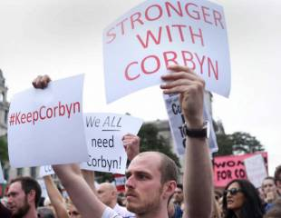 Only a Corbyn victory can open a path out of the crisis