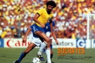 Socrates: Brazil's football revolutionary