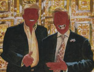 Trump and Farage: gruesome twosome of the resurgent right