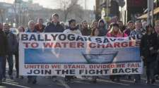 Tide of protest hits the Irish government over water charges