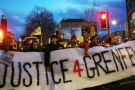Bristol marches to demand justice for Grenfell 9 months on