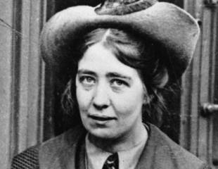 Sylvia Pankhurst and the working class suffragettes