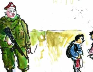 Hebron – the heart of the occupation