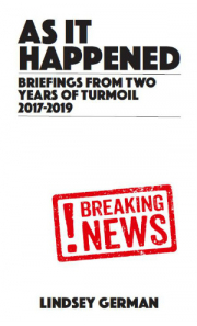 As It Happened: Briefings From Two Years of Turmoil, 2017-2019