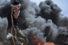 Gaza finds itself embroiled in another kind of seige