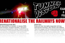 Renationalise the railways now! - Tunnel Vision March 2021