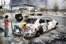 The chickens of western warmongering and intervention come home to roost in Iraq