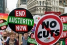 Live blog: End Austerity Now protest