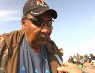 Standing up for Standing Rock: the shape of things to come?