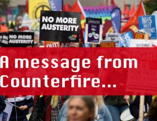 Be part of a socialist organisation committed to fundamental change