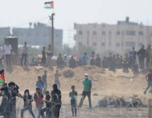 Gaza massacre: Trump's embassy move legitimises murder of Palestinians