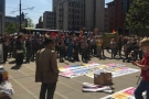 Hundreds stand up to the FLA in Manchester