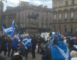 Independence rallies on eve of Scottish elections, but will Holyrood challenge Westminster?