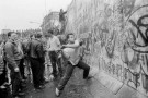 Berlin: the wall that came down and the walls that went up