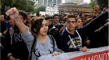 Greece: wave of school occupations against the new 'class' educational reforms
