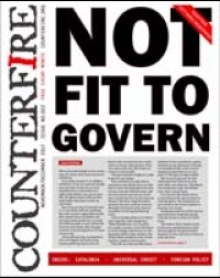 Not fit to govern - Counterfire freesheet November/December 2017