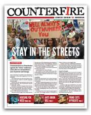 Counterfire Freesheet October 2015