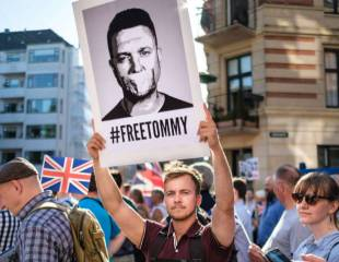 Tommy Robinson and the far right must be driven out of mainstream politics now