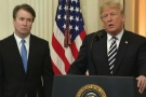 Kavanaugh, Trump and the degradation of US politics